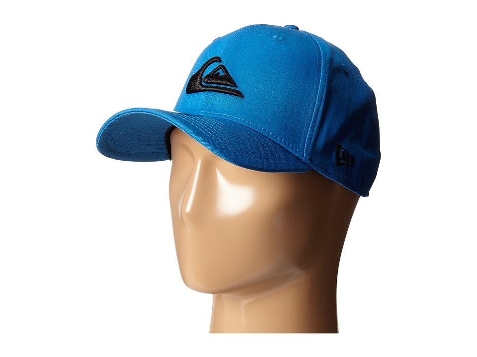 Quiksilver - Mountain and Wave Hat (Captains Blue) Caps
