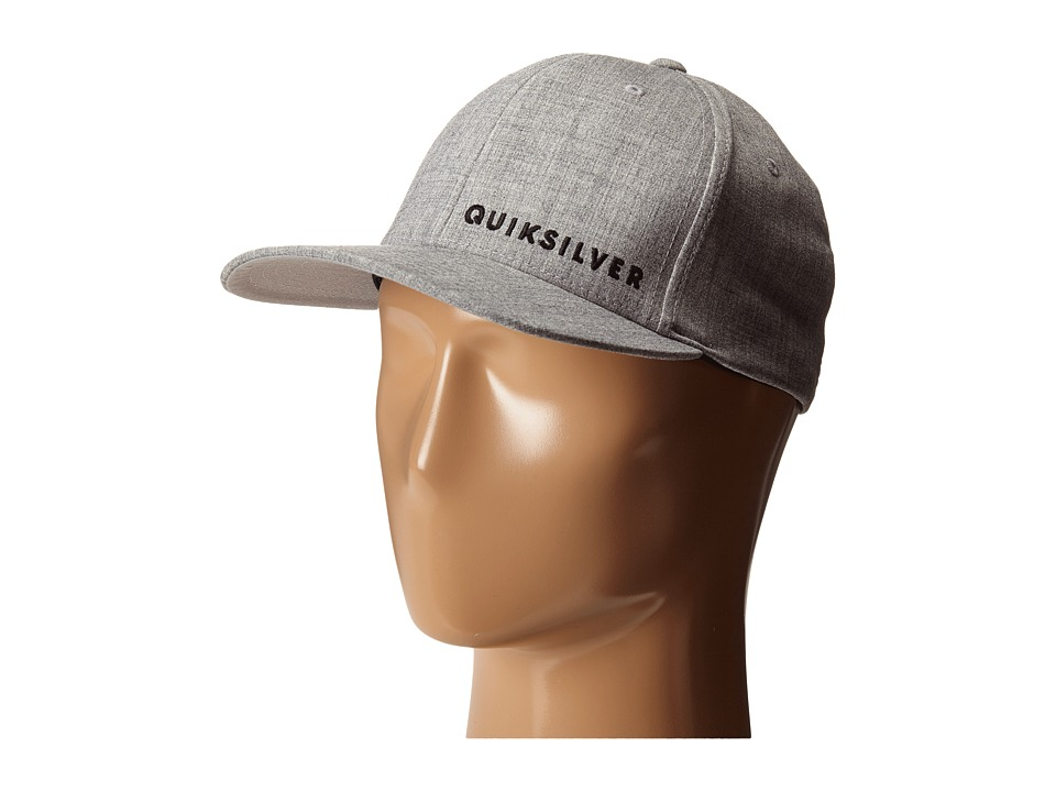 Quiksilver - Sideliner Hat (Athletic Heather) Caps