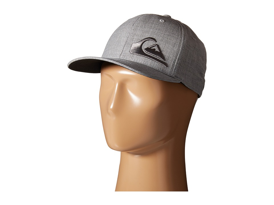 Quiksilver - Final 2 Hat (Anthracite Heather) Caps
