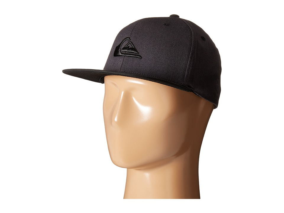 Quiksilver - Stuckles Cap (Dark Shadow) Caps