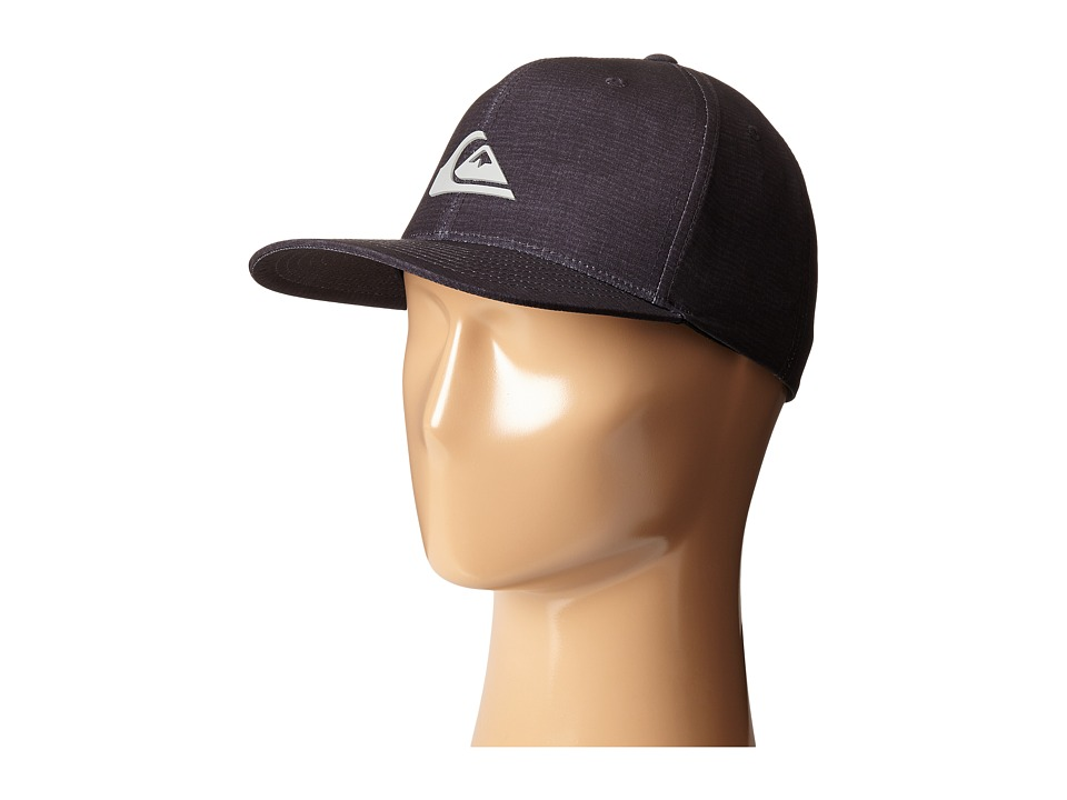 Quiksilver - Platypus Stretch Hat (Black) Caps