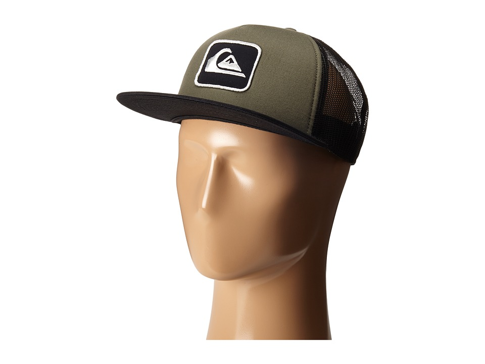 Quiksilver - Roper Hat (Forest Night) Caps