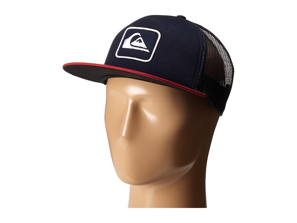 Quiksilver - Roper Hat (Navy Blazer) Caps