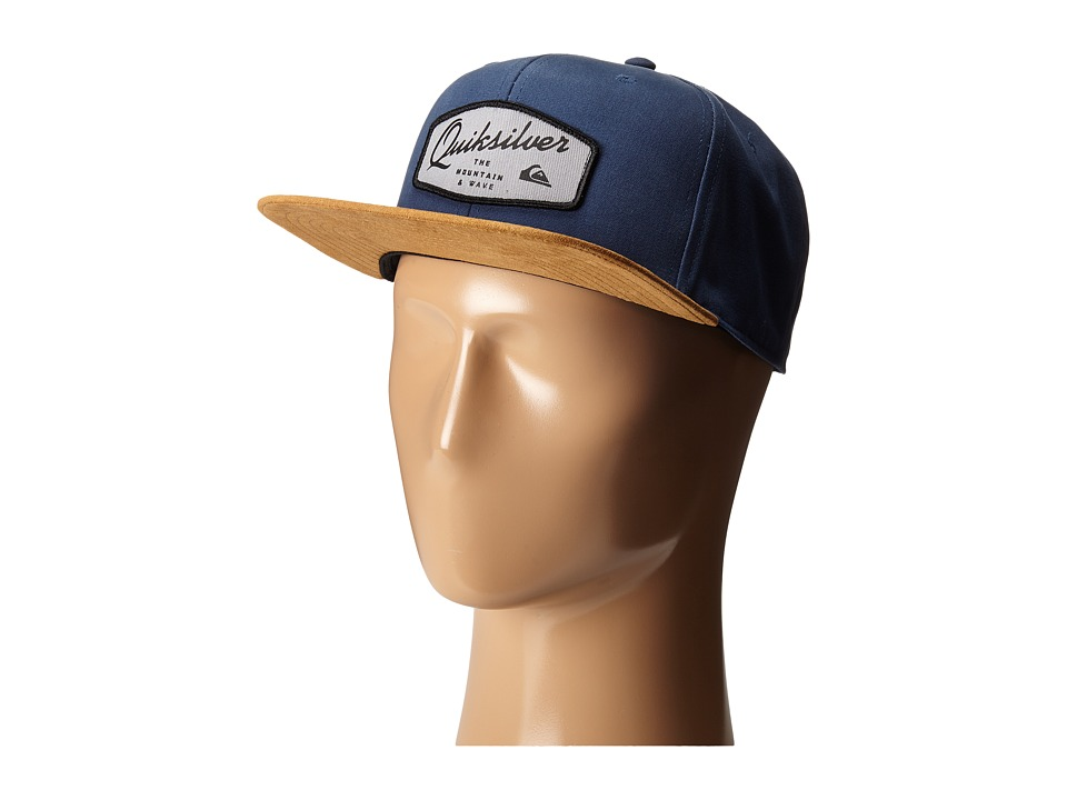 Quiksilver - On Top Hat (Dark Denim) Caps