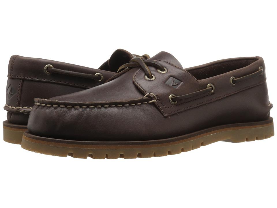 Sperry Top Sider Men S Mini Lug Boat Shoe