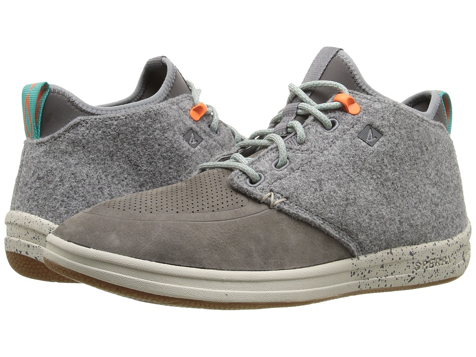 Sperry - Gamefish Chukka (Grey) Men's Lace up casual Shoes