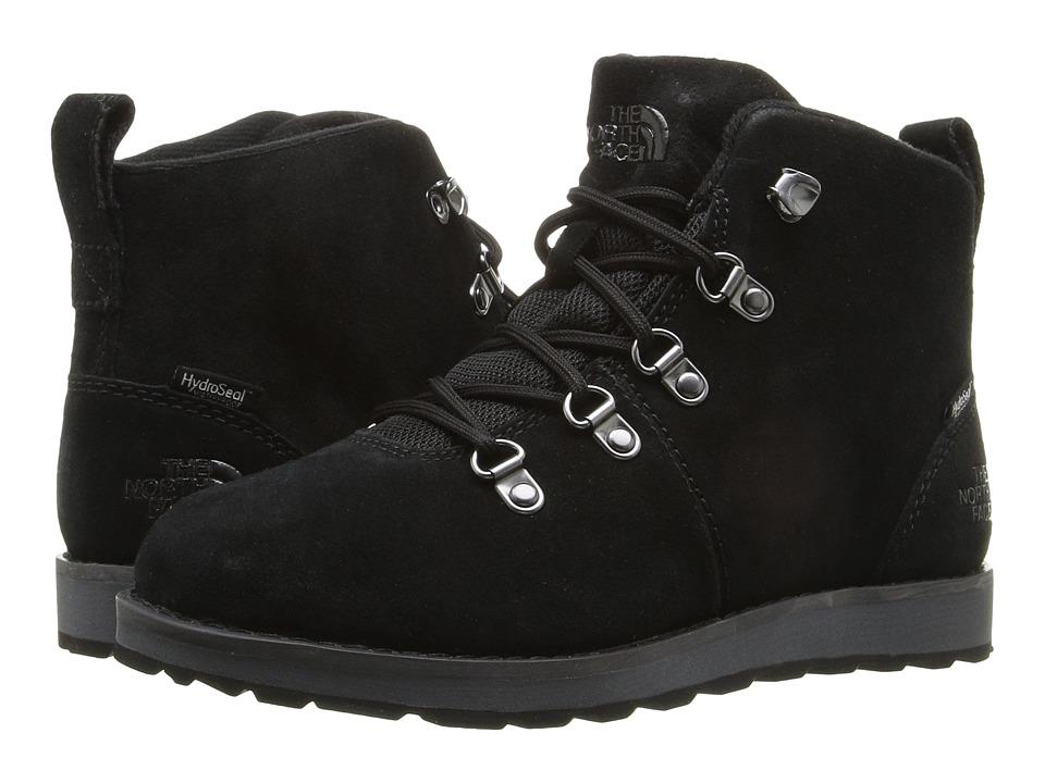 The North Face Kids - Jr Ballard WP (Little Kid/Big Kid) (TNF Black/Zinc Grey) Boys Shoes