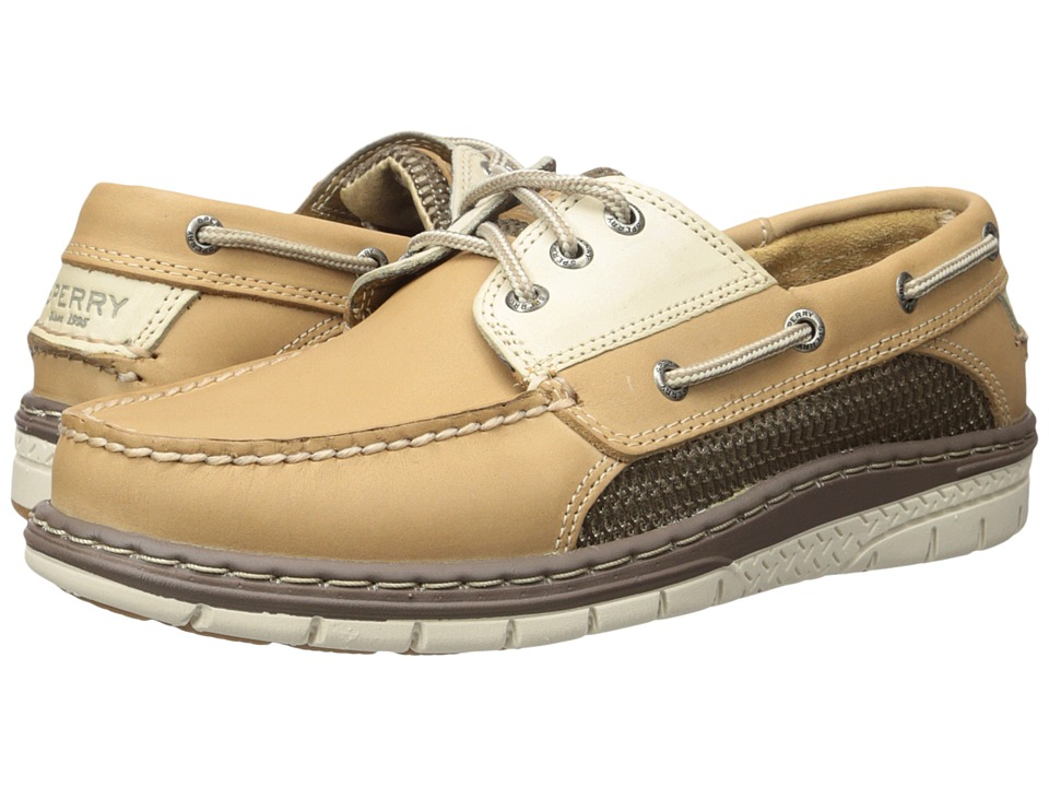Sperry - Billfish Ultralite 3-Eye (Linen) Men's Lace up casual Shoes