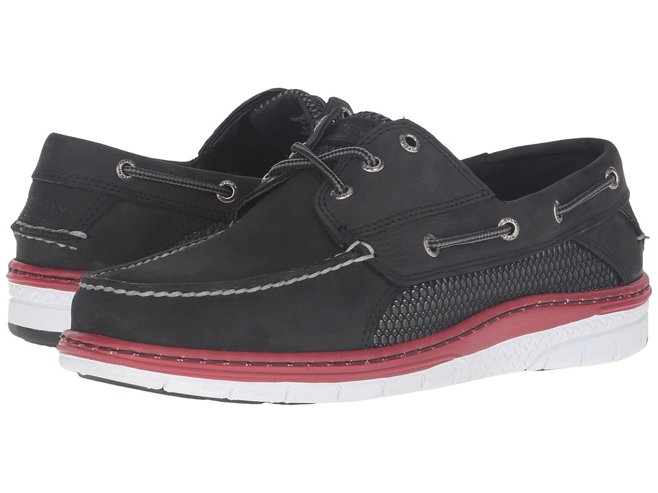 Sperry Top-Sider Billfish Ultralite 3-Eye (Black/Red) Men