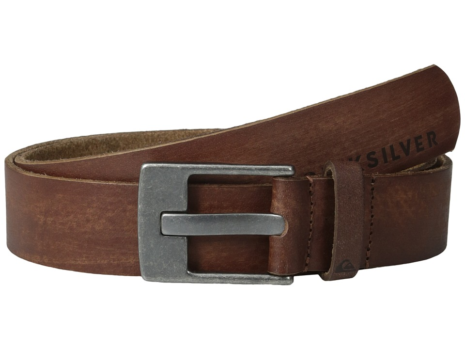 Quiksilver - Revival Belt (Bear) Men's Belts