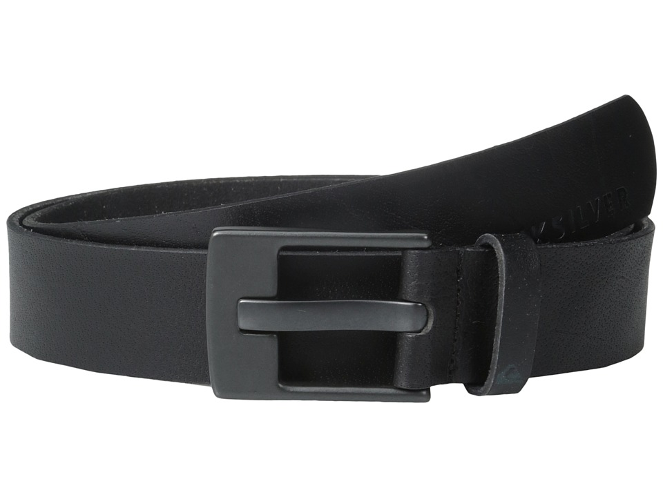Quiksilver - Revival Belt (Black) Men's Belts