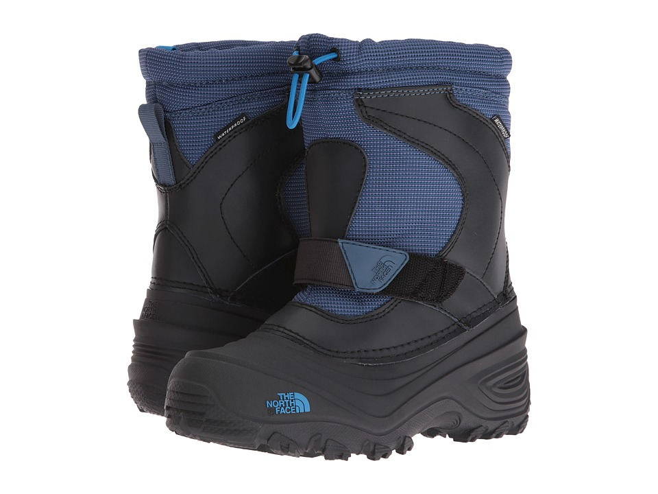 The North Face Kids - Alpenglow Pull-On II (Toddler/Little Kid/Big Kid) (Shady Blue/Blue Aster) Boys Shoes