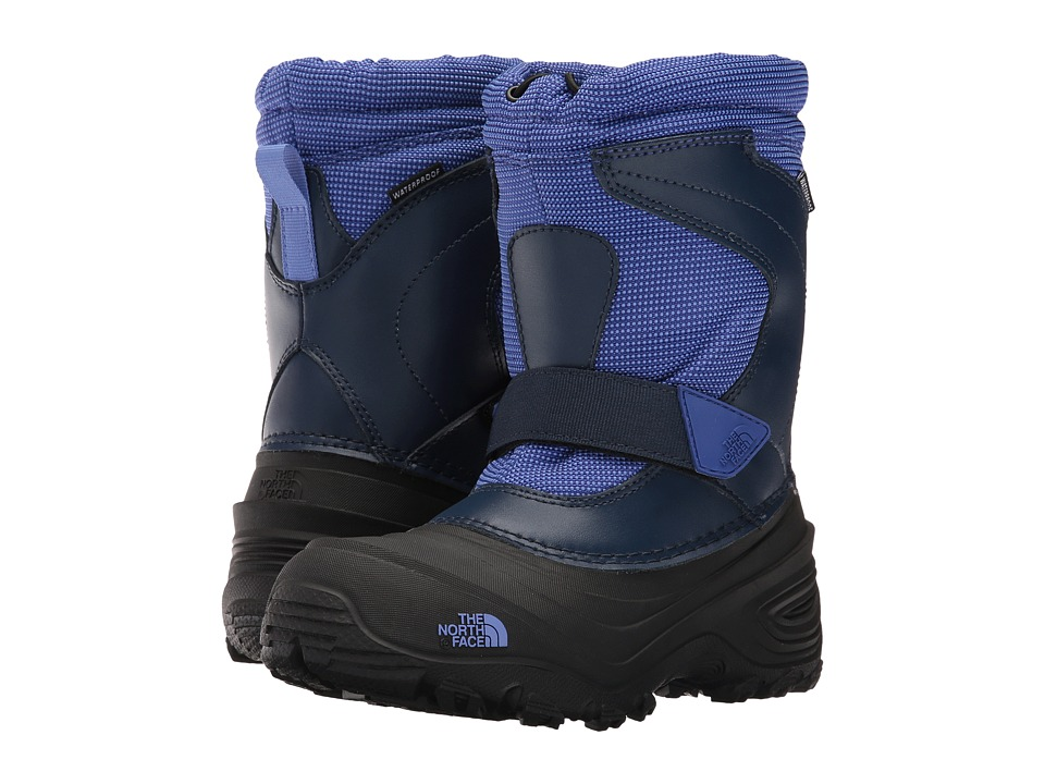 The North Face Kids - Alpenglow Pull-On II (Toddler/Little Kid/Big Kid) (Inauguration Blue/Cosmic Blue) Boys Shoes