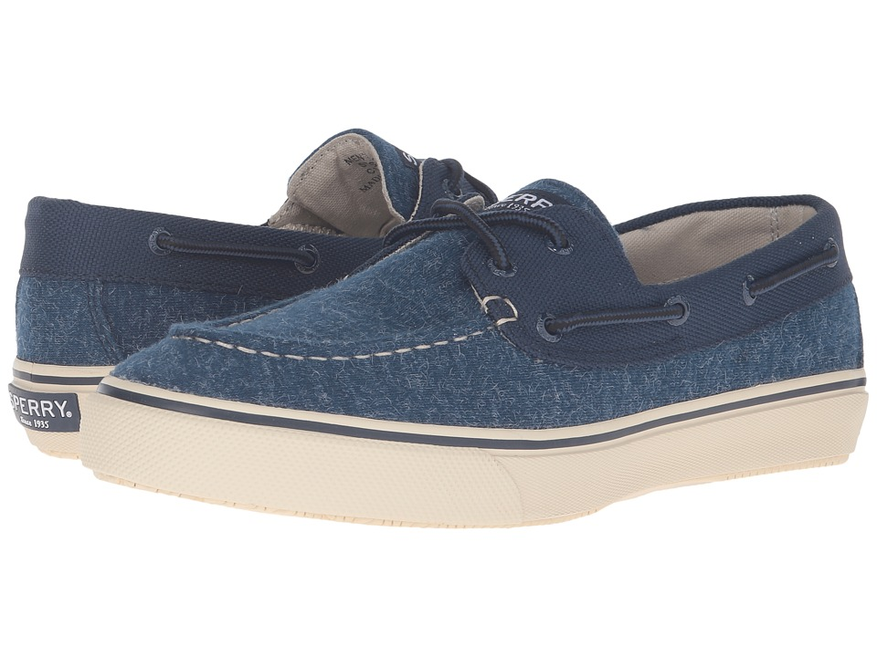 Sperry Top-Sider Bahama 2-Eye Jersey (Navy) Men