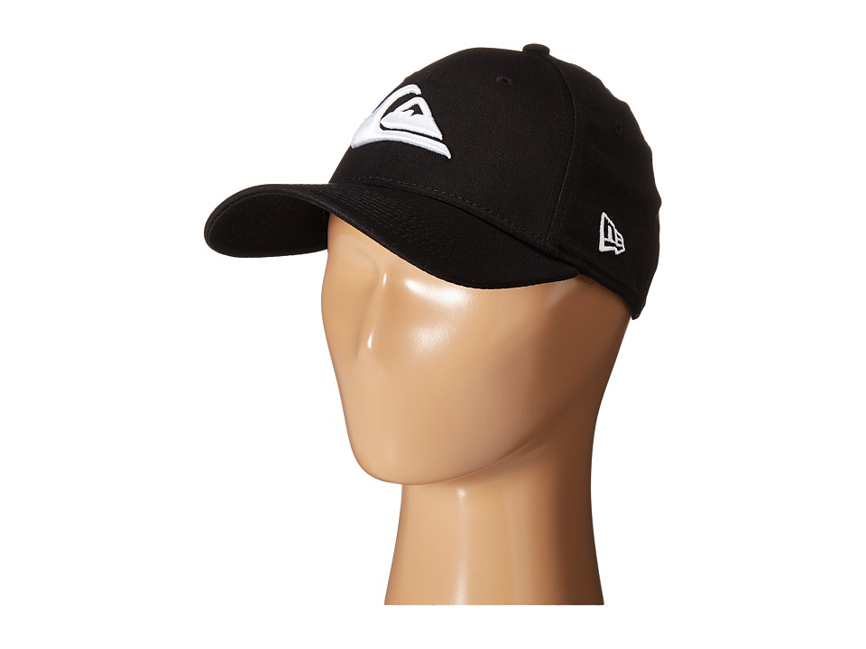 Quiksilver - Mountain Wave Black Hat (Little Kid/Big Kid) (White) Caps