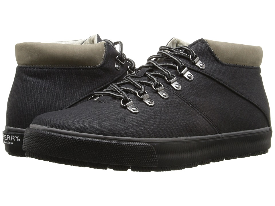 Sperry Top-Sider Striper Alpine (Black) Men