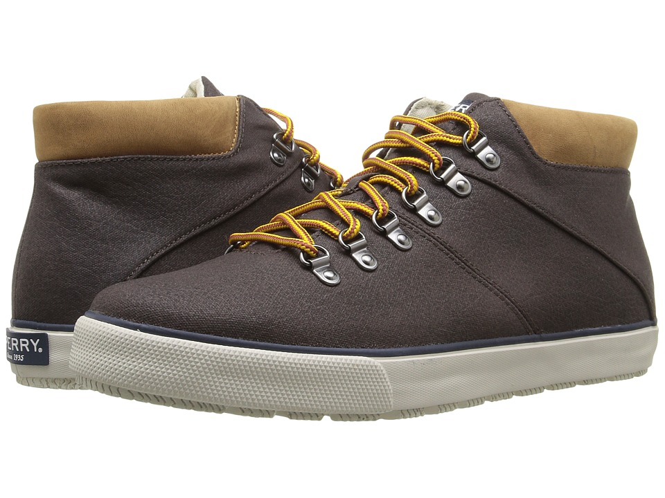 Sperry - Striper Alpine (Dark Brown) Men's Lace-up Boots