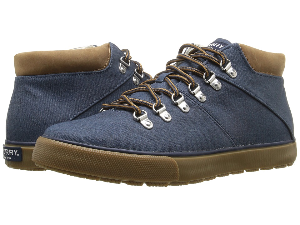 Sperry Top-Sider Striper Alpine (Navy) Men