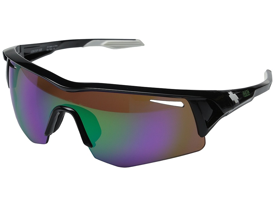 Spy Optic - Screw (Happy Bronze w/ Green Spectra) Sport Sunglasses