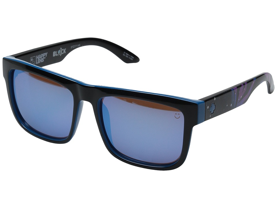 Spy Optic - Discord 2015 Livery (Happy Bronze w/ Light Blue Spectra) Sport Sunglasses