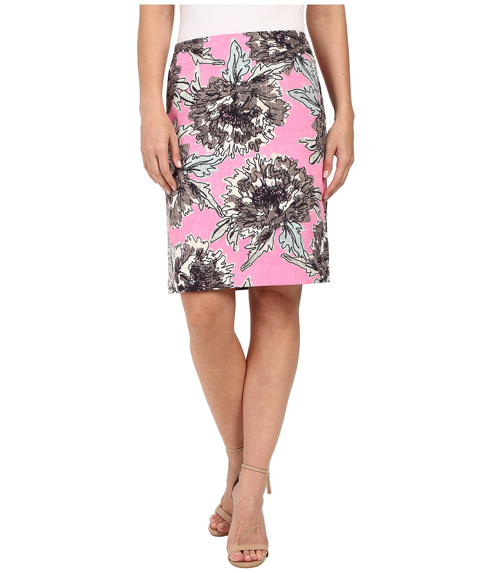 NIC+ZOE - Petal Pink Skirt (Multi) Women's Skirt
