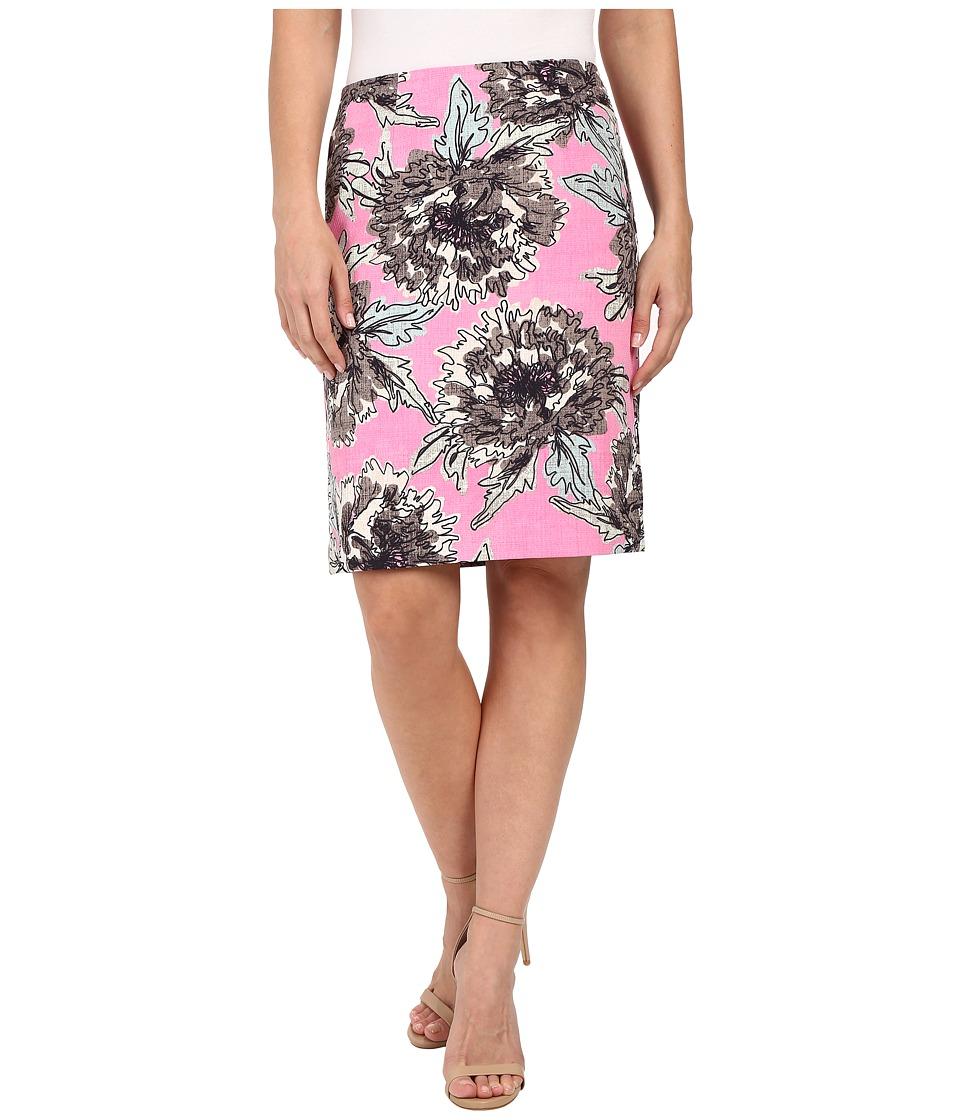 NIC+ZOE - Petal Pink Skirt (Multi) Women's Skirt
