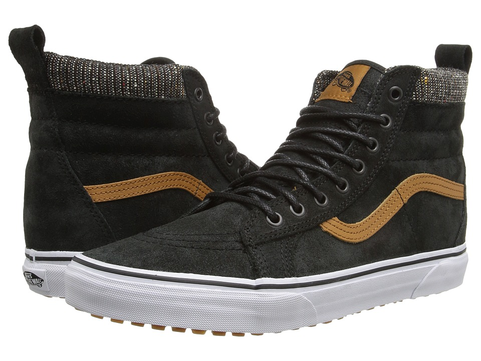 Vans - SK8-Hi MTE ((MTE) Black/Tweed) Skate Shoes