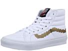 SK8-Hi Slim X Nintendo ((Nintendo) Console/Gold) Skate Shoes