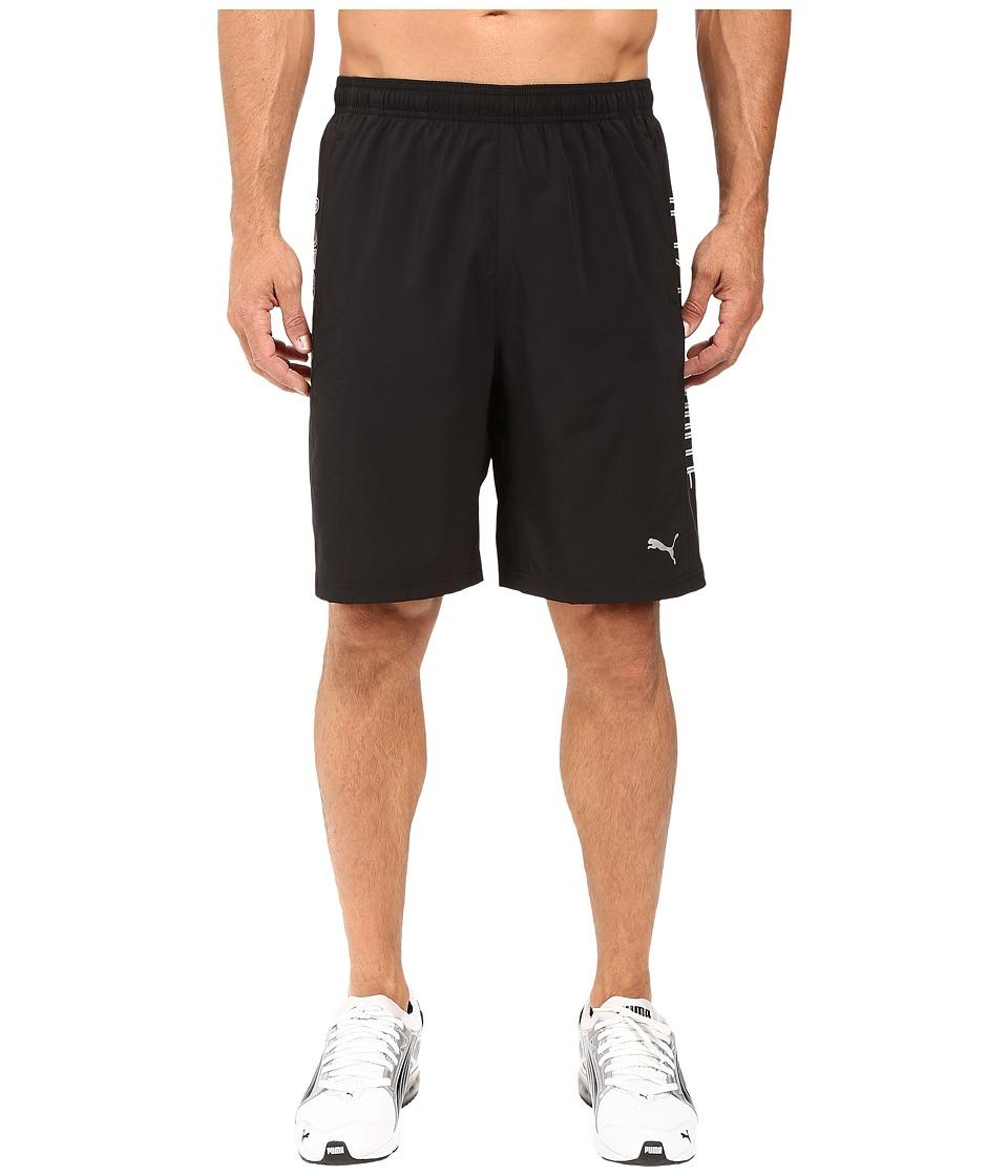 PUMA - Nightcat 9 Shorts (PUMA Black) Men's Shorts