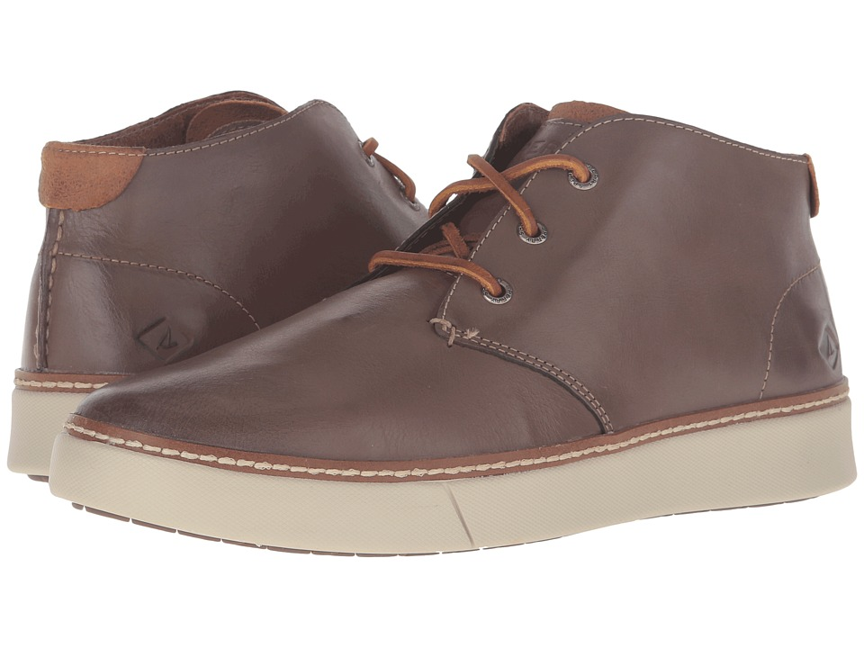 Sperry - Clipper Chukka (Brown) Men's Lace up casual Shoes