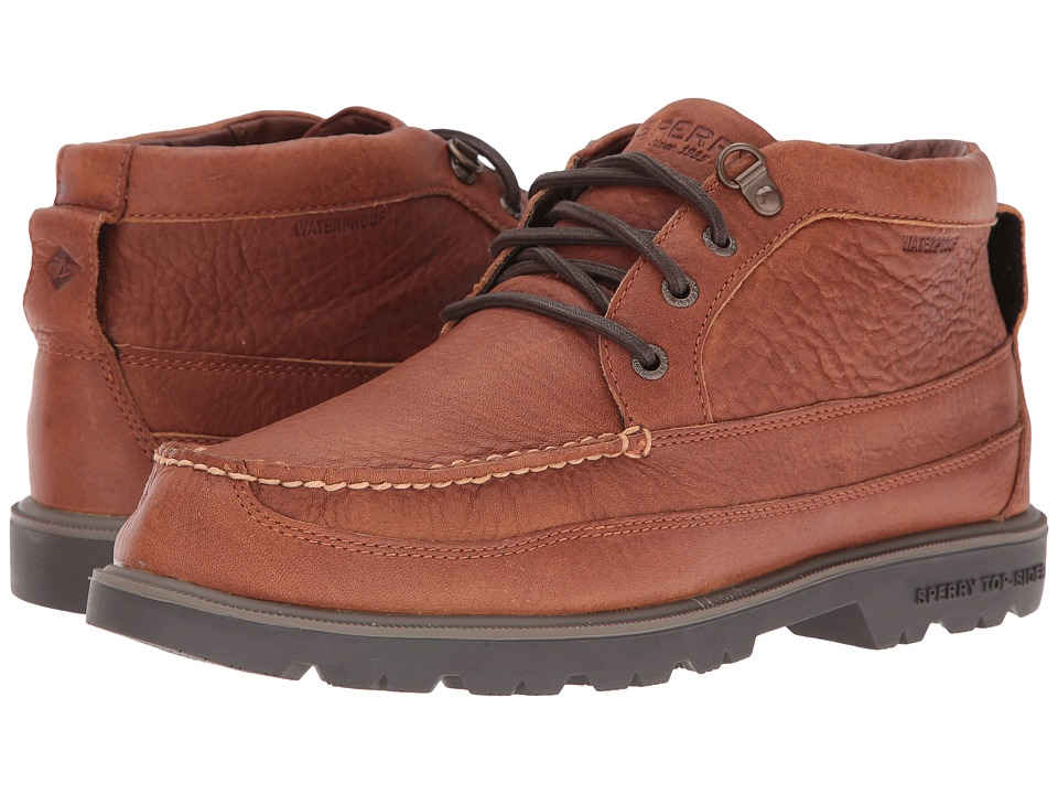 Sperry Top-Sider A/O Lug Boat Chukka Waterproof Boot (Tan) Men