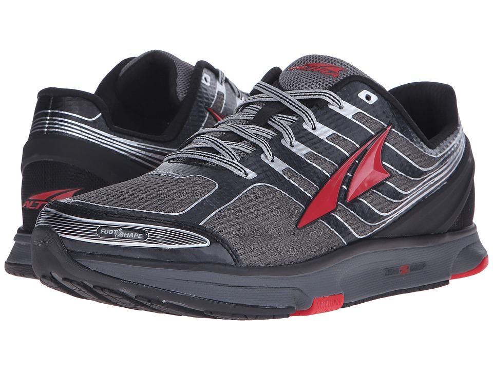 Altra Footwear - Provision 2.5 (Black/Racing Red) Men's Running Shoes