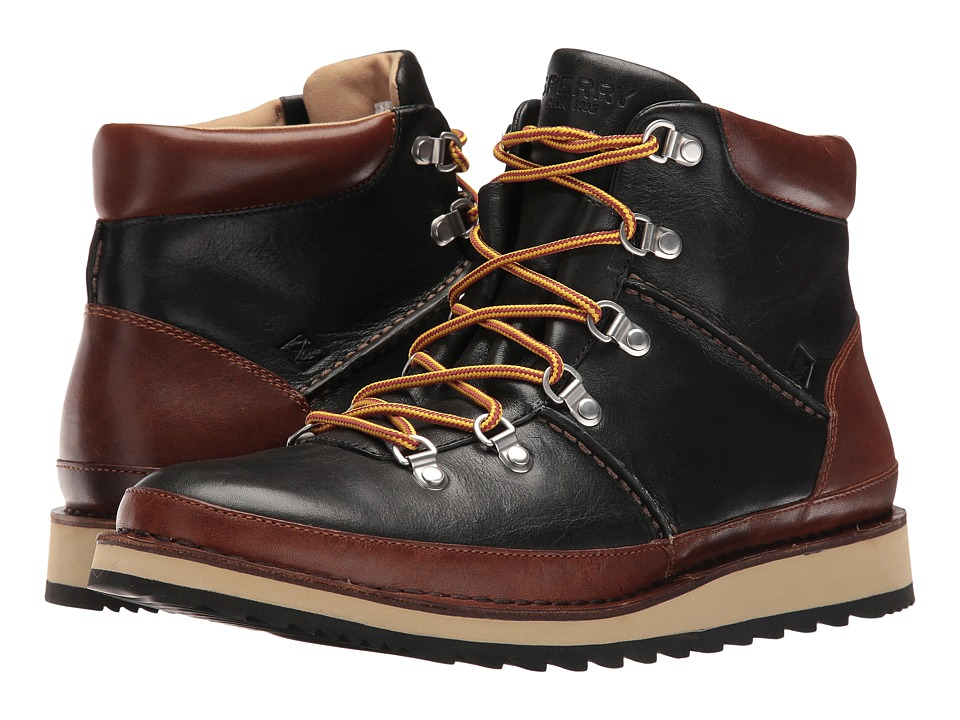 Sperry - Dockyard Alpine Boot (Navy) Men's Lace-up Boots