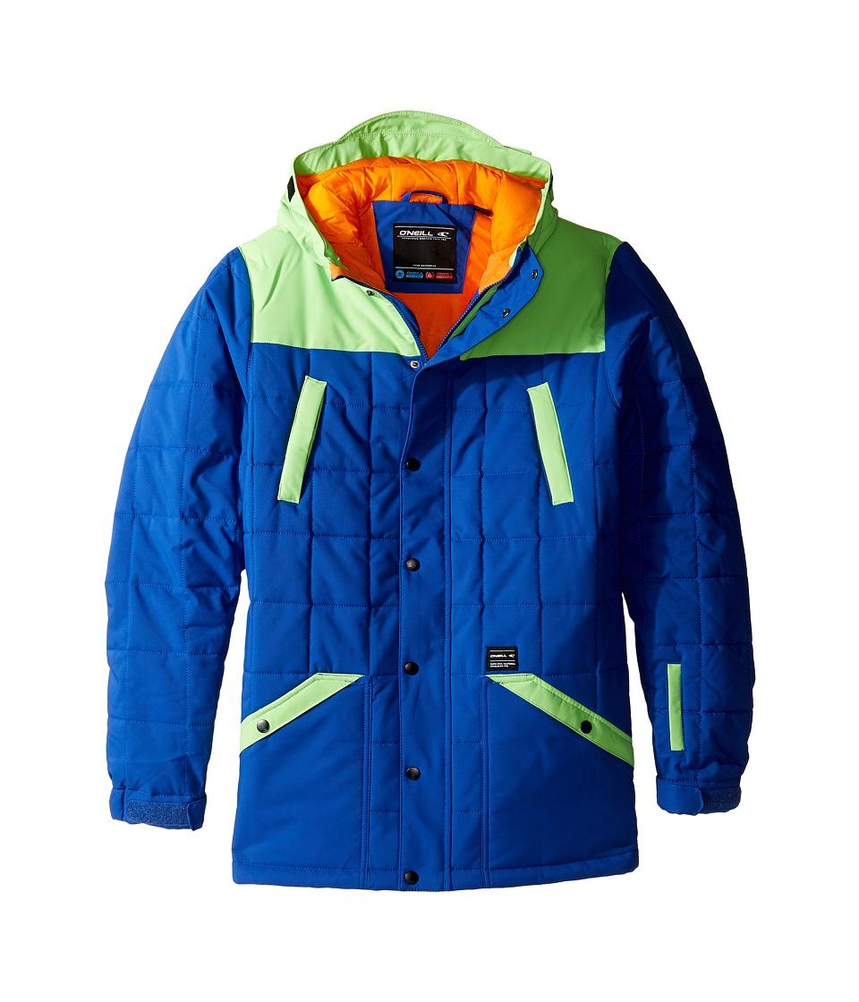 O'Neill Kids - Element Jacket (Little Kids/Big Kids) (True Blue) Boy's Coat