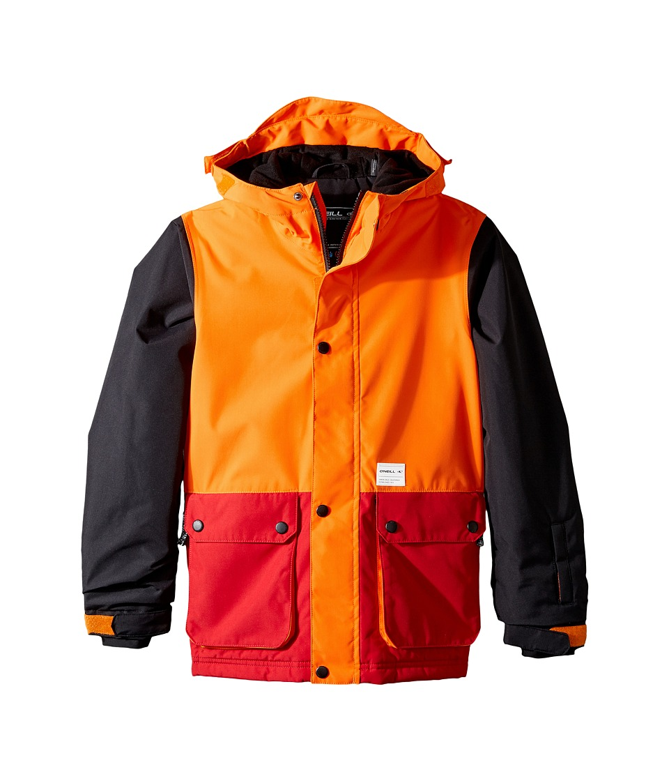 O'Neill Kids - Hawking Jacket (Little Kids/Big Kids) (Exuberance) Boy's Coat