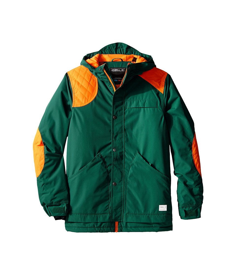 O'Neill Kids - Shooter Jacket (Little Kids/Big Kids) (Botanical Green) Boy's Coat