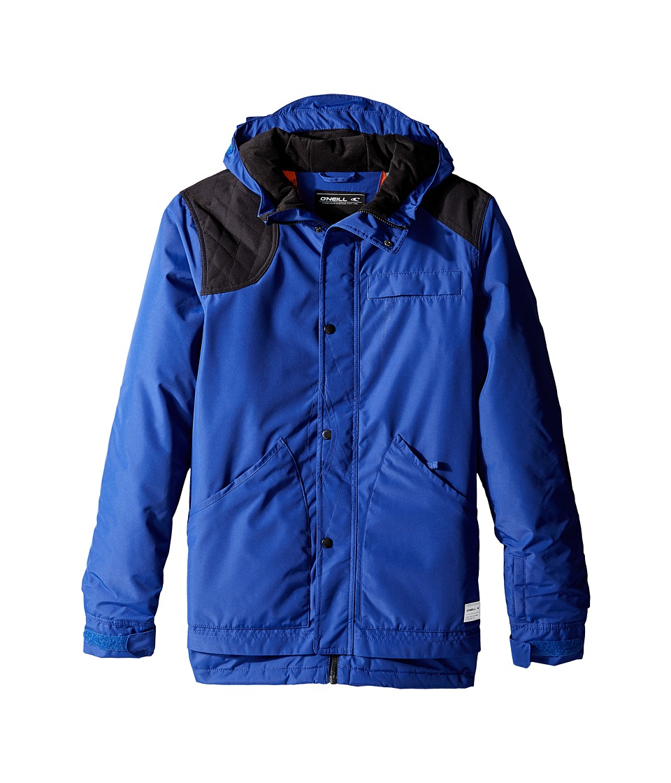 O'Neill Kids - Shooter Jacket (Little Kids/Big Kids) (True Blue) Boy's Coat
