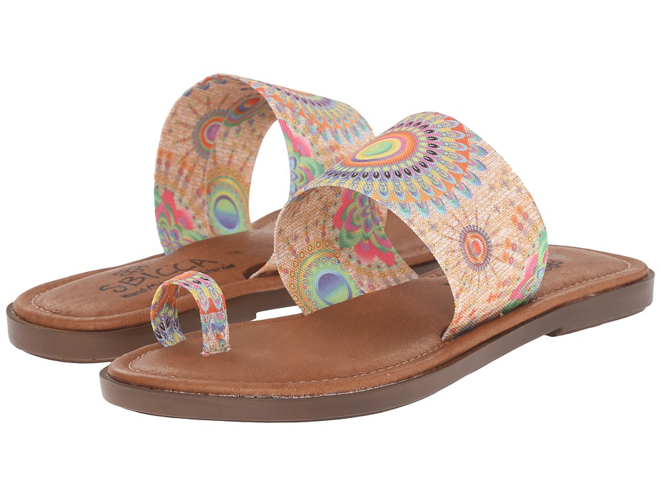 Sbicca - Sunnyvale (Natural Multi) Women's Sandals
