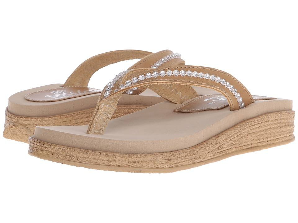 Sbicca - Cupertino (Natural) Women's Sandals