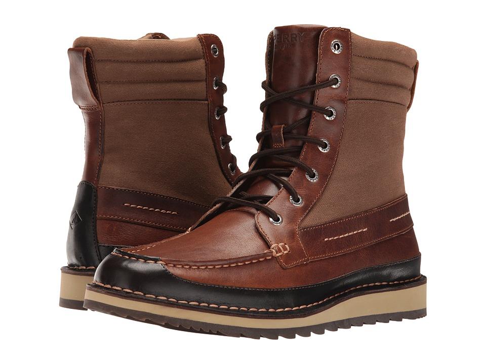 Sperry Dockyard Boot (Tan) Men