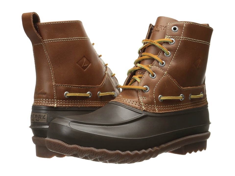 f223f97ec627a2 Sperry Decoy Boot (Brown) Men s Lace-up Boots