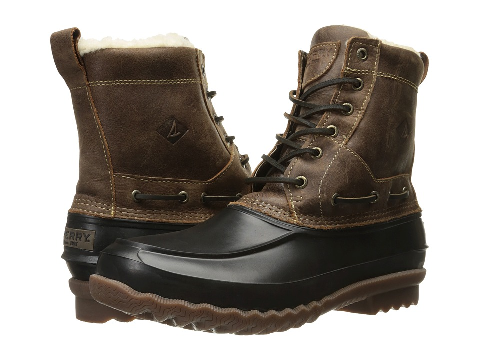 Sperry Decoy Shearling Boot (Brown) Men