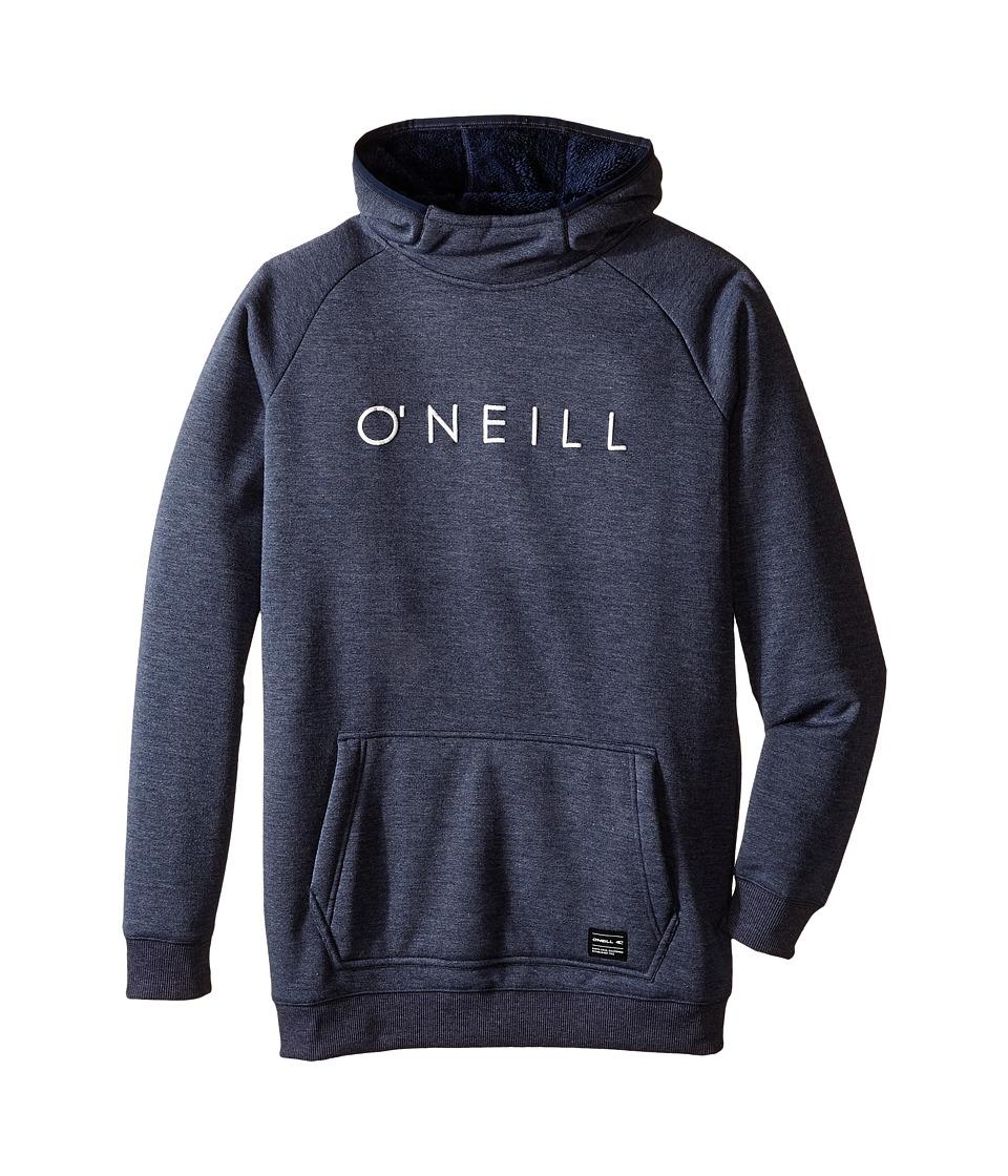 O'Neill Kids - Sherwood Hoodie (Little Kids/Big Kids) (Ink Blue) Boy's Sweatshirt