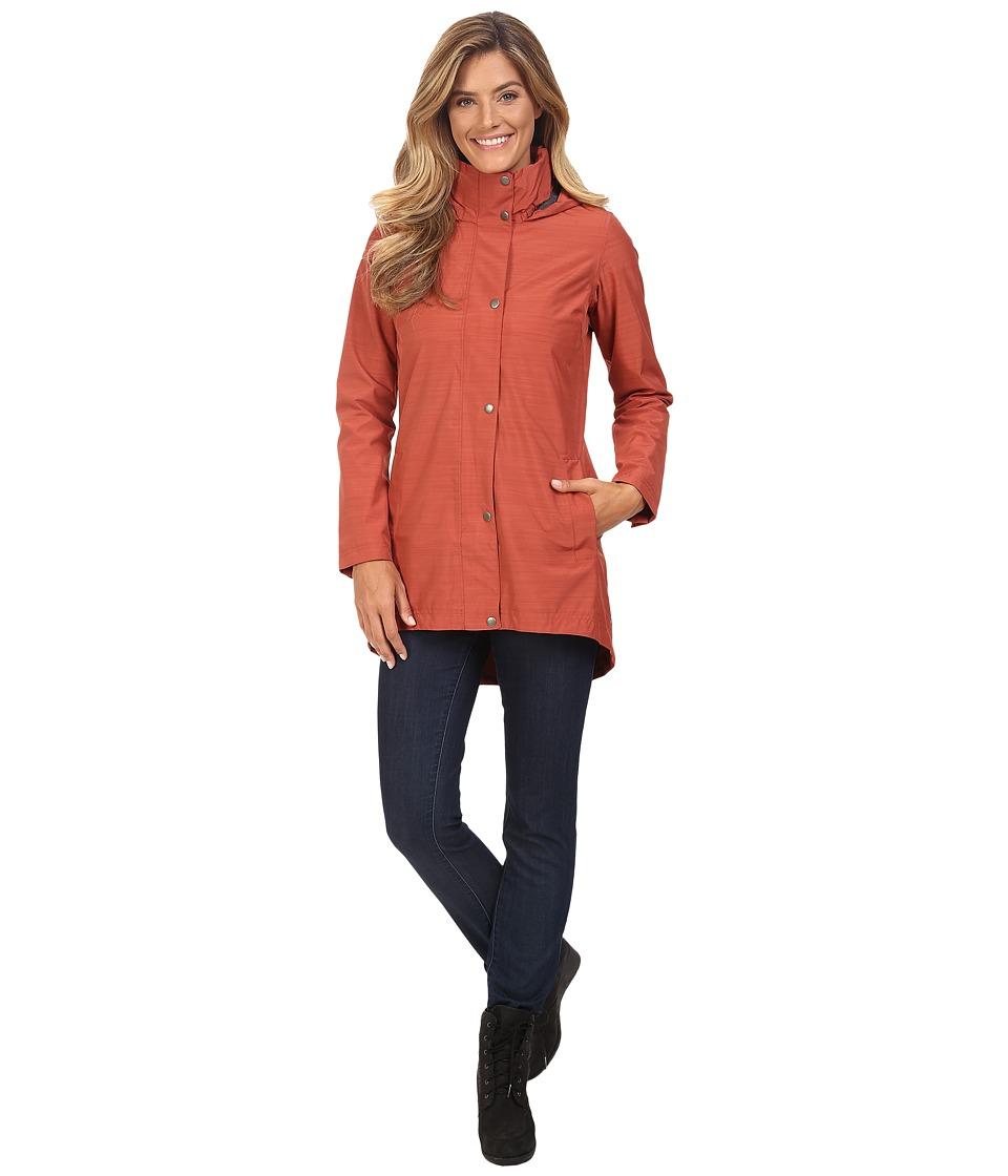 Merrell - Atlas Bounce 2L Coat (Marsala) Women's Coat