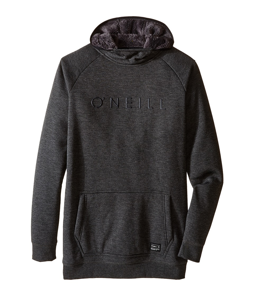 O'Neill Kids - Sherwood Hoodie (Little Kids/Big Kids) (Deep Dark Melee) Boy's Sweatshirt