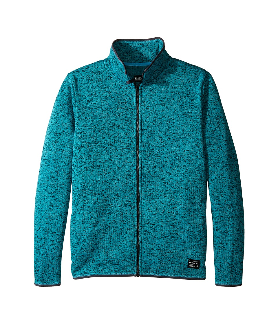 O'Neill Kids - Jack Fleece (Little Kids/Big Kids) (Teal Blue) Boy's Fleece