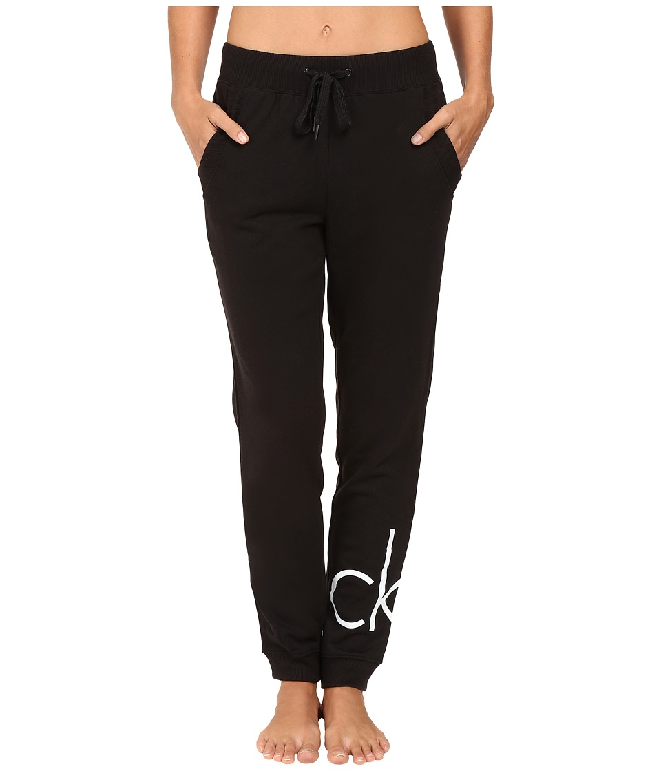 Calvin Klein Underwear - Lounge Sweatpants (Black) Women's Pajama