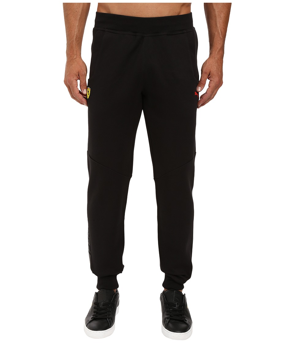 PUMA - SF Sweat Pants (PUMA Black) Men's Casual Pants