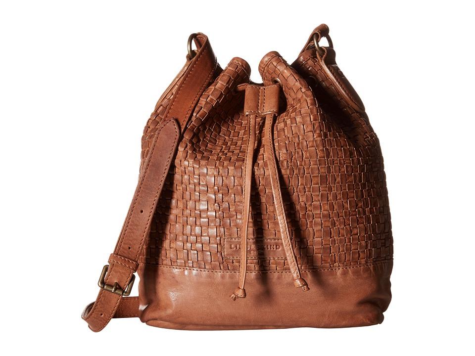 Liebeskind - Renee (Cognac) Handbags