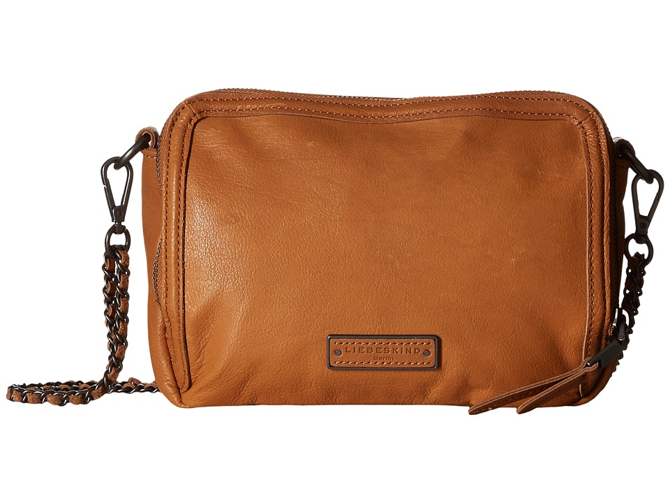 Liebeskind - Annett (Toasted Coffee) Cross Body Handbags